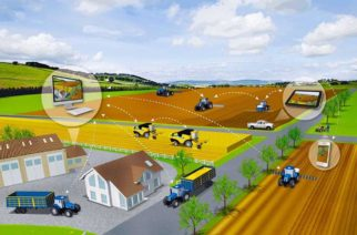 Agricultura inteligente, smart cities y productos ecológicos